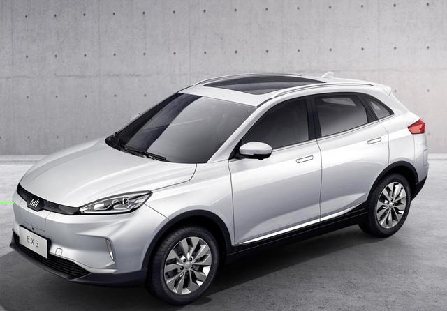 国内有续航超接近600km或者超过600km的纯电SUV吗?