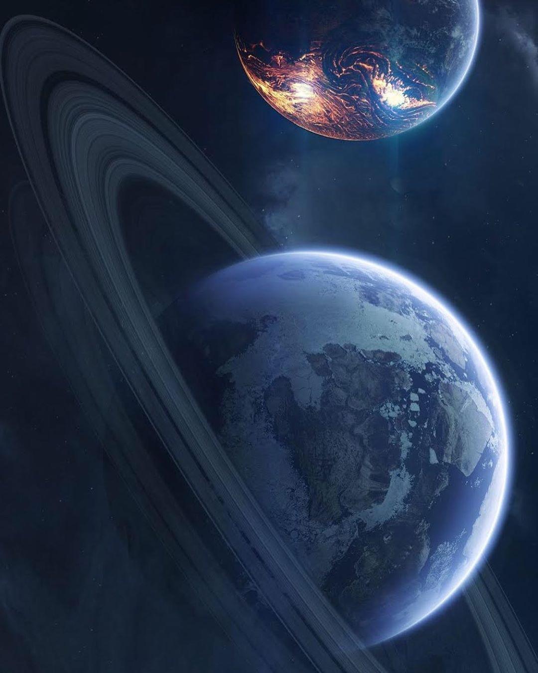 宇宙漫游记✨