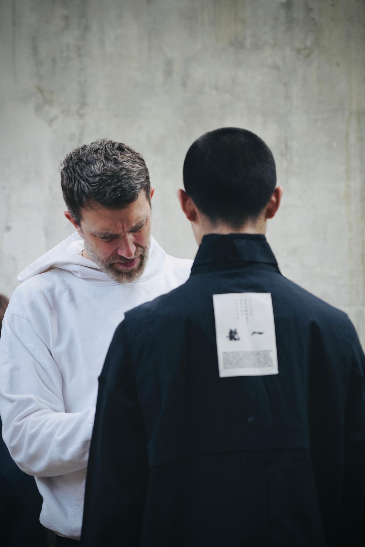 三十而立,李宁亮相2020巴黎时装周倒计时