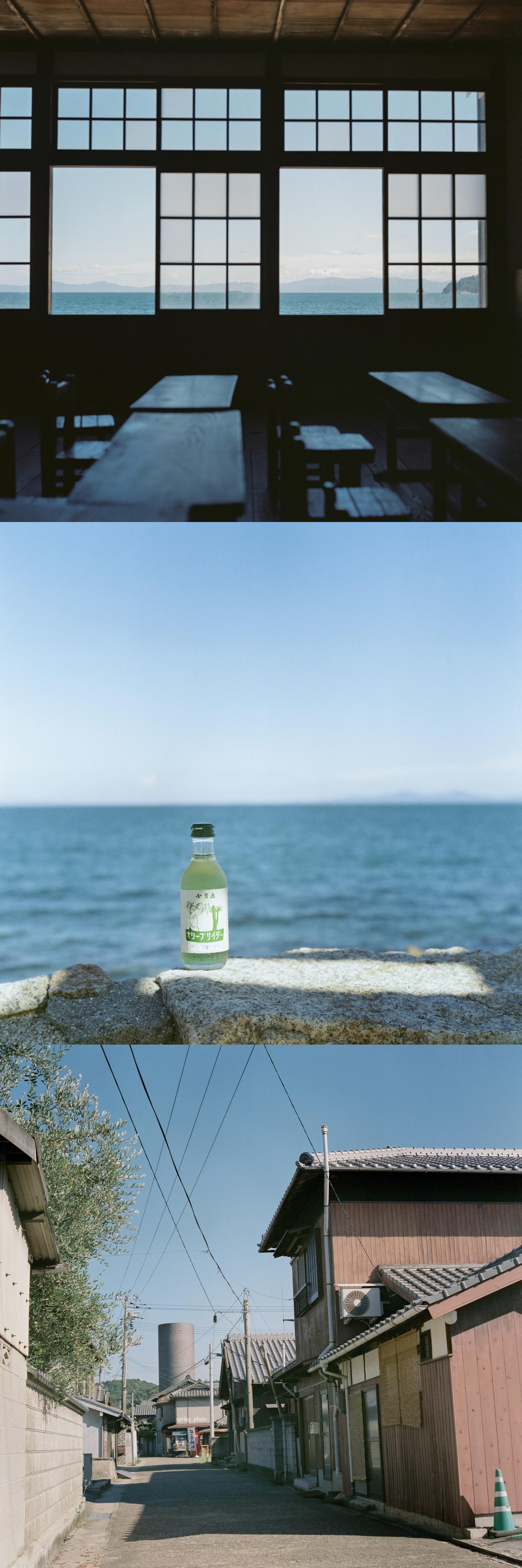 濑户内海小岛之旅     摄影@Spring-photo