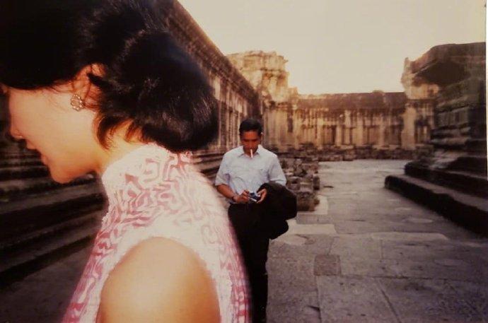 《花样年华》执行美术和服装助理文念中曝光当年在柬埔寨拍摄时的服装