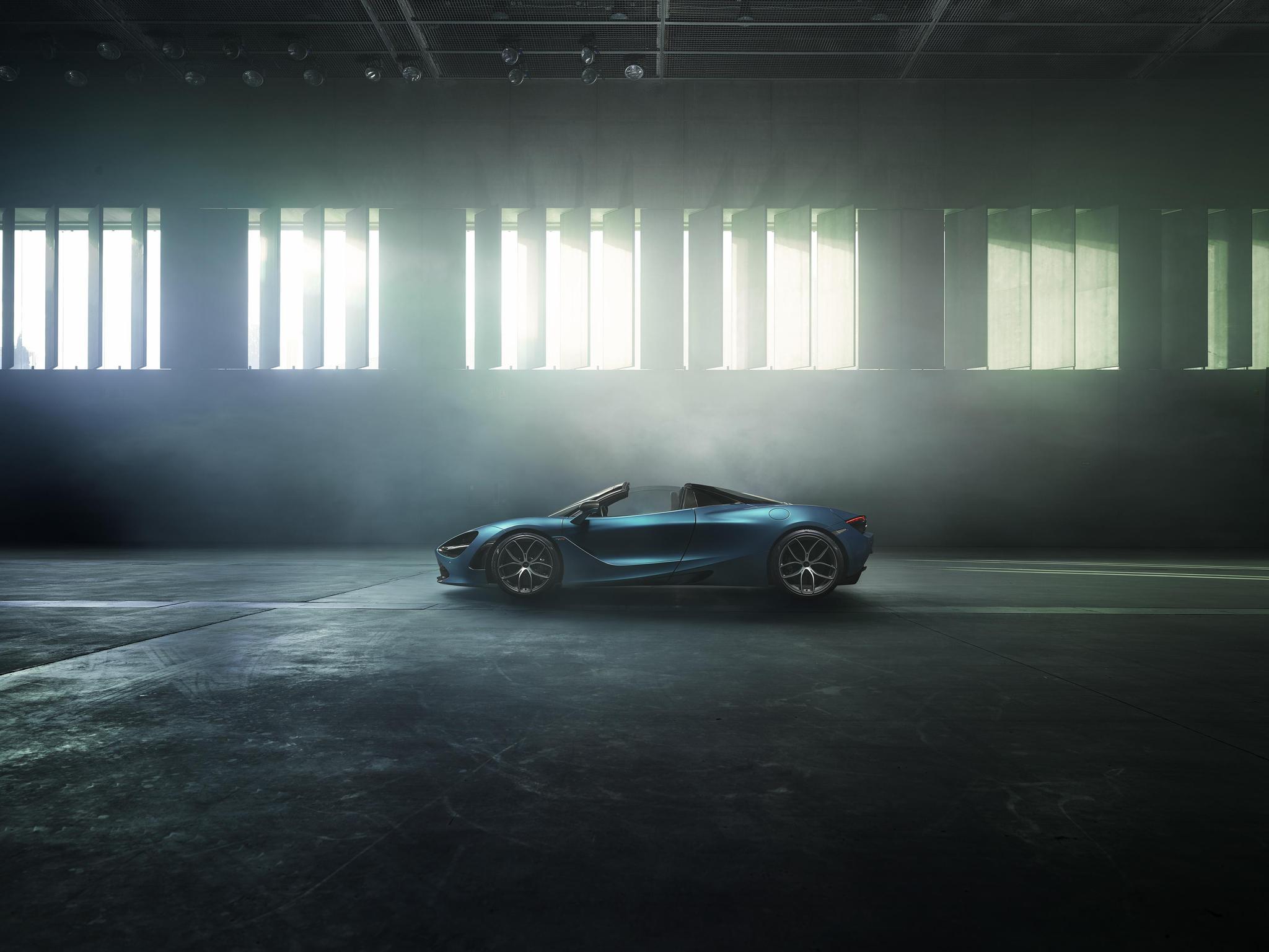 上海车展|超跑市场战火重燃 迈凯伦携重磅新车亮相