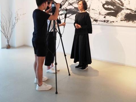 陈琴个人作品展在朗禾空间举办 开幕日多幅作品被藏家收藏