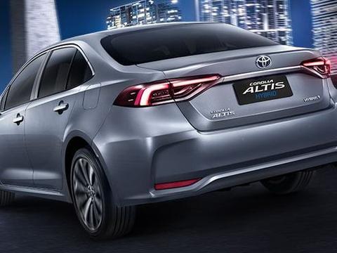 分析点评本次泰国发布的全新丰田卡罗拉Altis具体配置情况