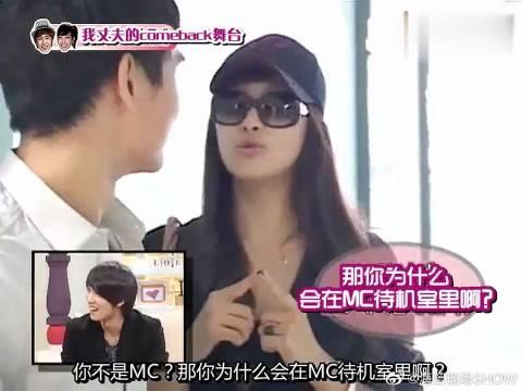 心里只有的,竟问SHINee为啥来电视台珉豪:来录节目啊