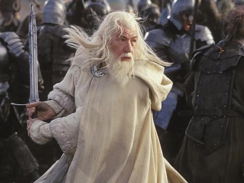 今天重温指环王316年前的电影至今看了仍不过时你们觉得经典的好莱