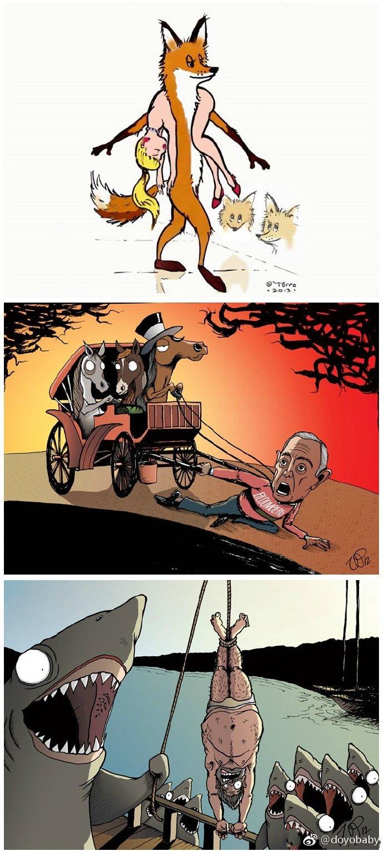 如果现实世界中人和动物的角色互换。