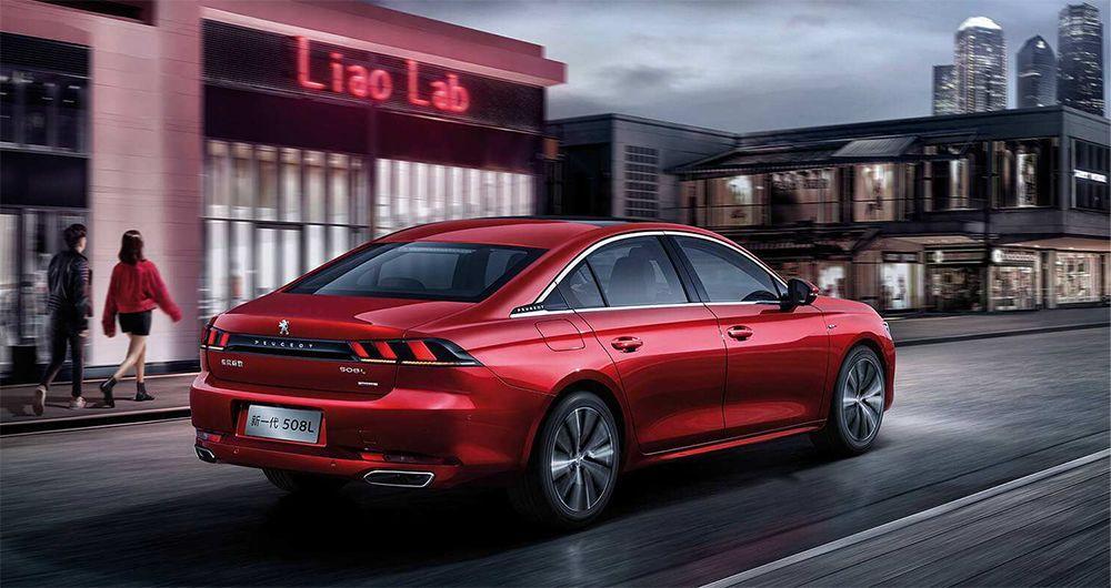 全新标致508L首月销量六百台,为何法系车再次叫好不叫座?