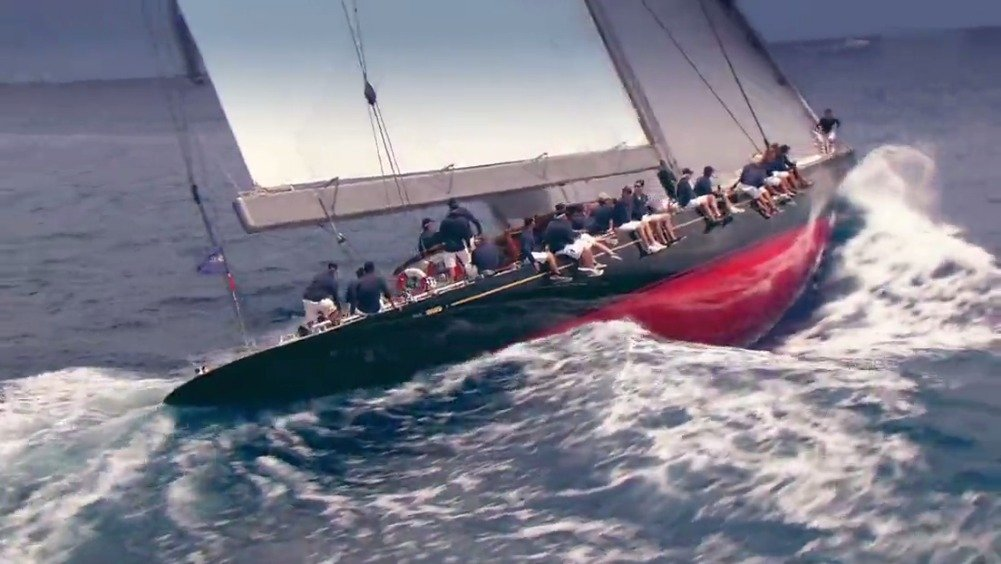 罗洛Piana 加勒比超级游艇帆船赛~