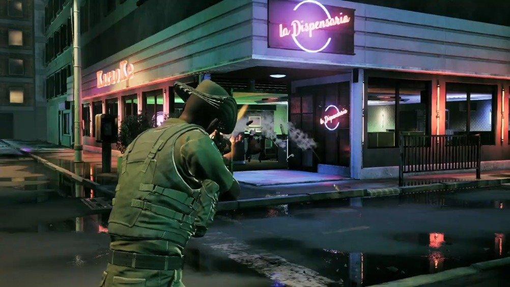 《毒枭: 卡特尔崛起》公布宣传影像。游戏支持中文
