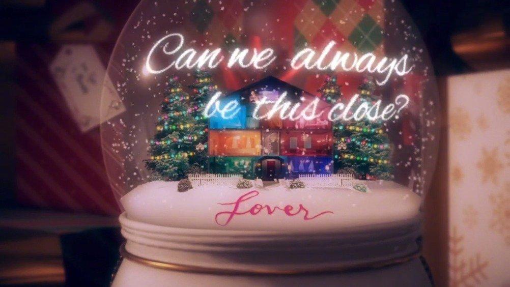 霉霉Taylor Swift x 萌德Shawn Mendes混音新单《Lover》第二版歌词版