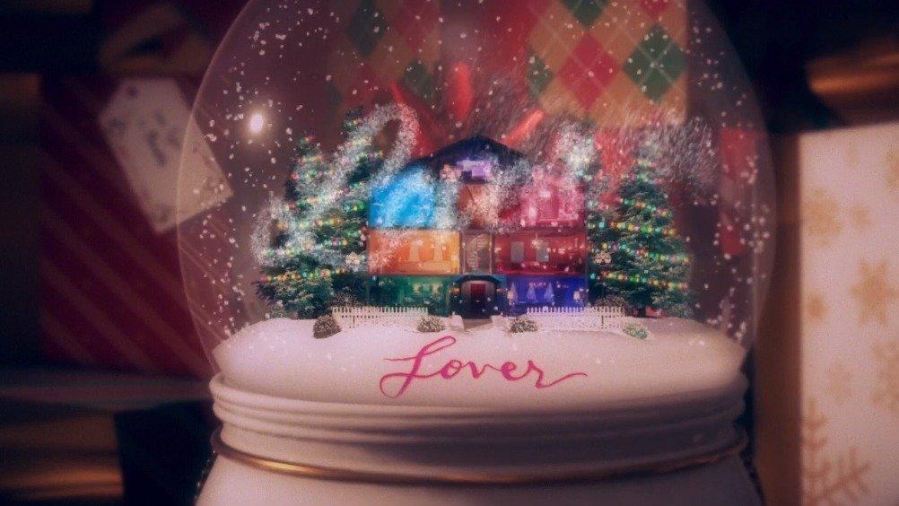 Taylor Swift × Shawn Mendes合作《Lover》最新雪球版歌词MV来了!