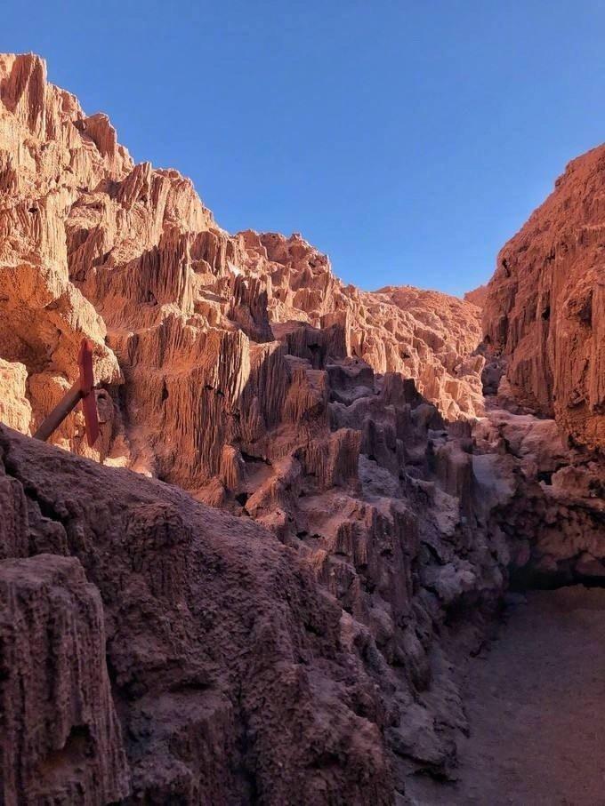 智利阿塔卡马沙漠算是世界上最干燥的沙漠