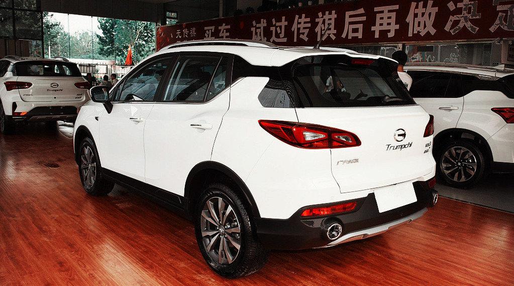 今天我们来聊一台比较冷门的国产小型SUV 传祺GS3