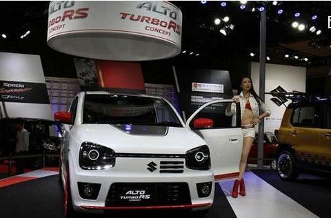 19款奥拓车展亮相,三缸搭配+CVT,油耗可以打败新能源!