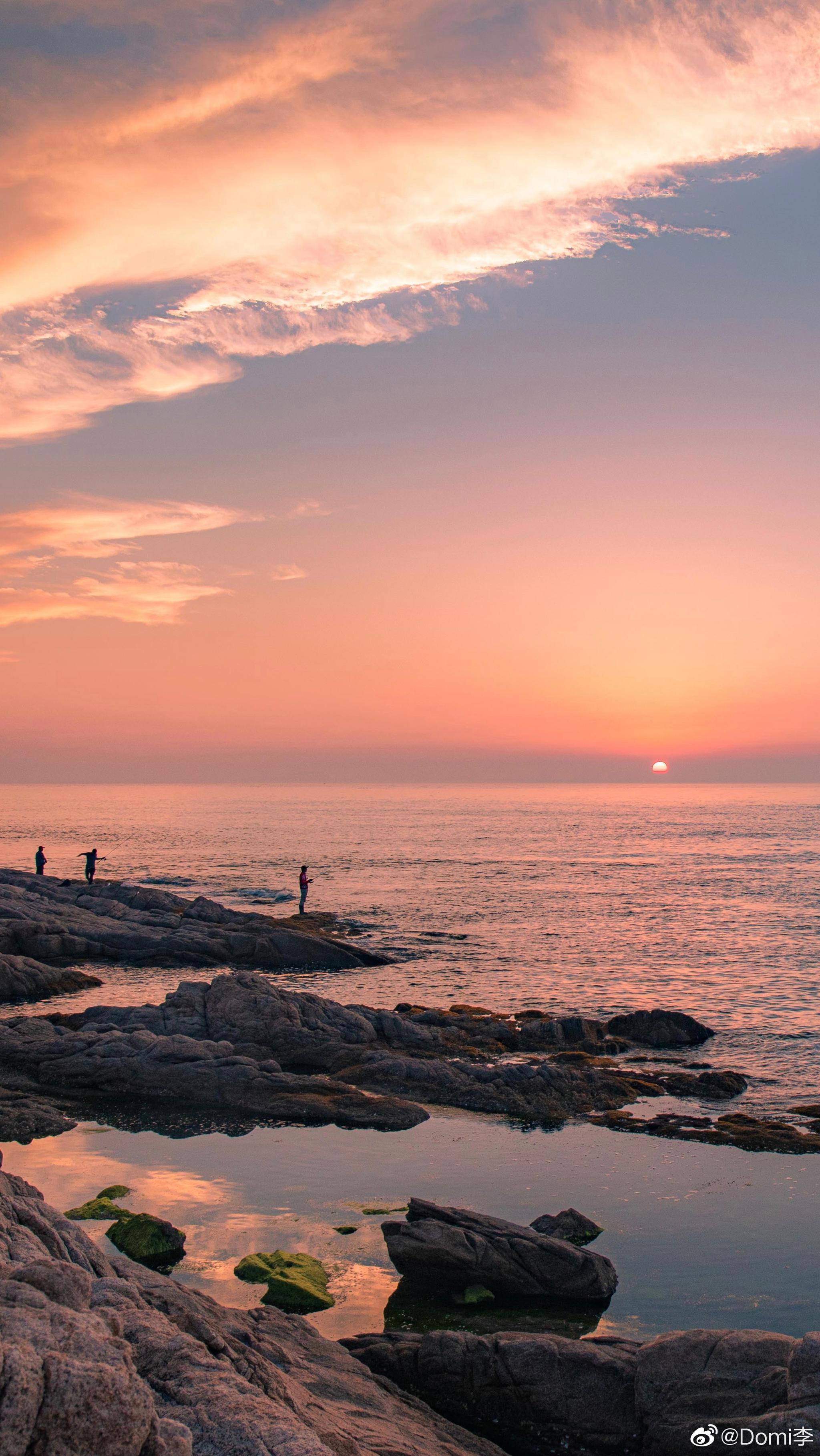 七月夏鱼与飞鸟阳光,星辰或许可以做个屏保…@微博旅游