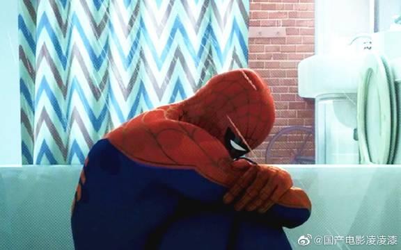 """被称为新一代""""钢铁侠""""的蜘蛛侠,受了委屈后,为何要躲在厕所哭泣"""