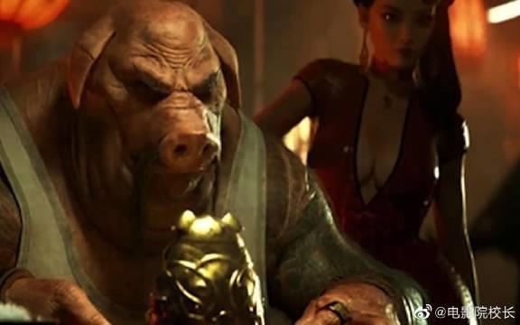 美国版《西游记》,猴子欺骗了老猪,被老猪追杀逃亡宇宙寻宝!