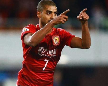 喜讯!国足世预赛或迎来新归化前锋,他曾是恒大锋线利器