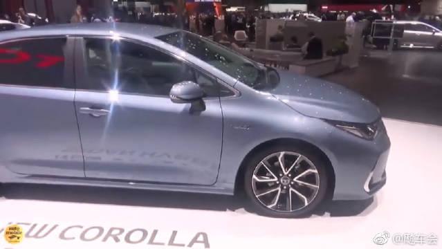 视频:2019款丰田卡罗拉混动版,全面了解配置后,庆幸没买大众朗逸!