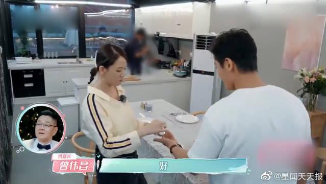 女儿们的恋爱2:陈乔恩喂男嘉宾吃零食,曾伟昌大秀厨艺能否获好评
