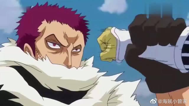 海贼王:面对副皇卡二,山治的哥哥完全不是对手,只能牺牲自己!