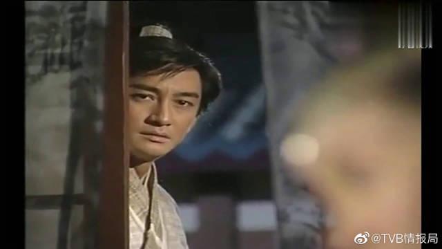 吴启华对黎姿动心,女神靠这个俘获了这个傻小子!