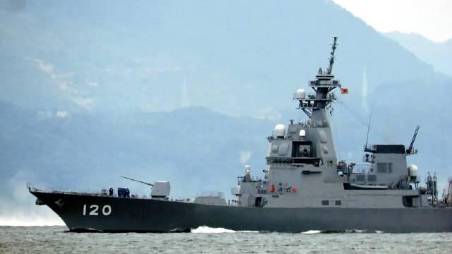 日本海上自卫队(海军) ' 不知火 (DD 120) ' 导弹驱逐舰 / 2019.9