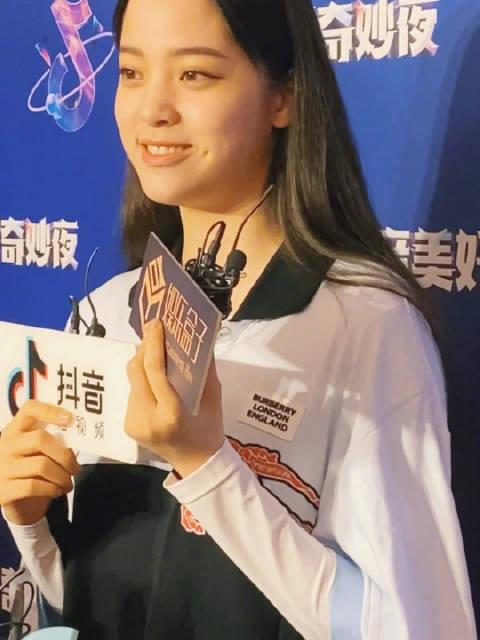 欧阳娜娜在《浙江卫视秋季盛典》谈起与@TFBOYS-王源 与王源之前的拍
