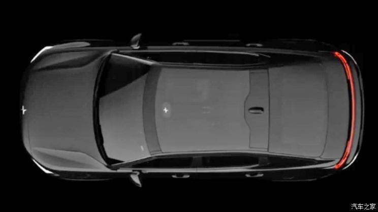 续航483公里,掀背设计的Polestar纯电轿车本月将发布