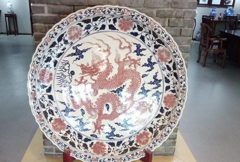 视觉盛宴,大饱眼福——参观天津景德镇陶瓷美术馆及文化体验中心