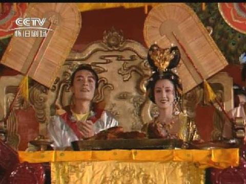 93版《唐明皇》之宫斗,翠羽飘摇陨晓风,杜鹃啼血大明宫