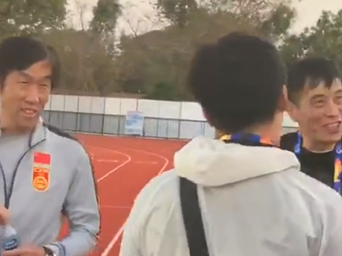 陈戌源抵达泰国!心情大好,与高洪波督战国奥冲刺U23亚洲杯