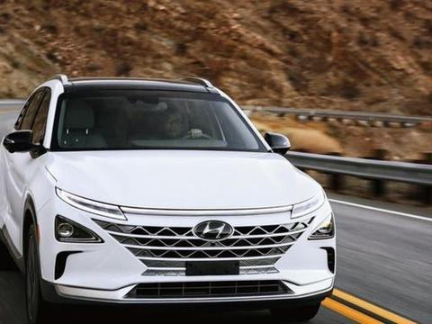 国产车和韩系车的差距在哪?这台车告诉你,一罐氢气跑800Km