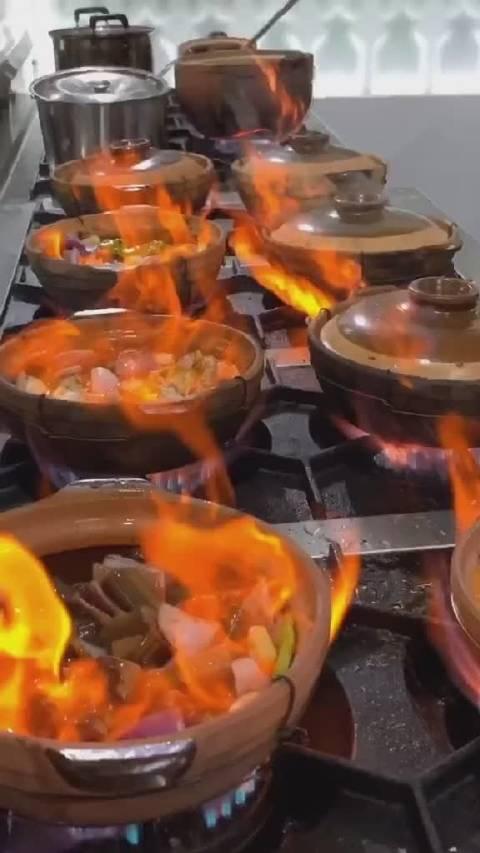 广东湛江的啫啫煲,上过舌尖上的中国