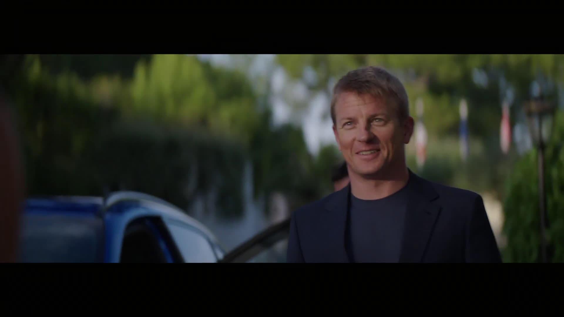 莱科宁夫妇代言阿尔法-罗密欧 Alfa Romeo 广告幕后花絮。