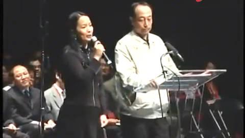 孙海英、吕丽萍神棍和神婆公共场合传播基督教!