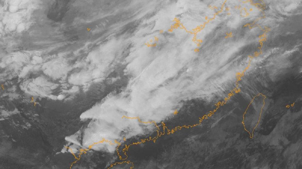 """""""冬雷""""滚滚,冰雹落下!广东广西可能正月打雷,随后大降温"""