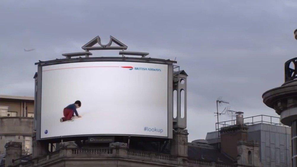 腐国的户外创意广告又双叒叕让人眼前一亮了