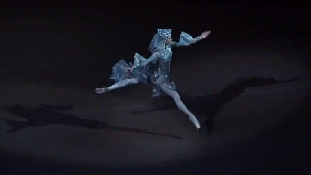 2019年10月5日 莫斯科大剧院 伊凡雷帝片段 Olga Smirnova