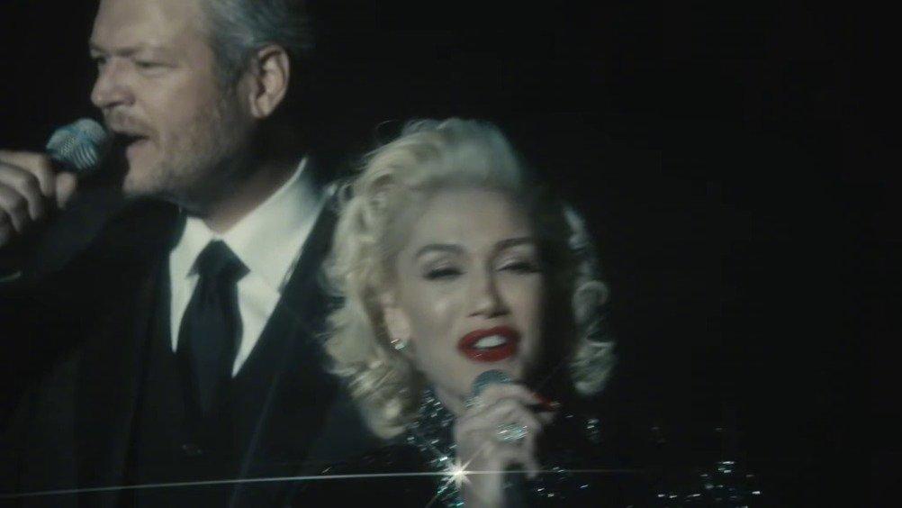 村夫Blake Shelton联手格温·史蒂芬妮Gwen Stefani合作情歌单曲《Nobo