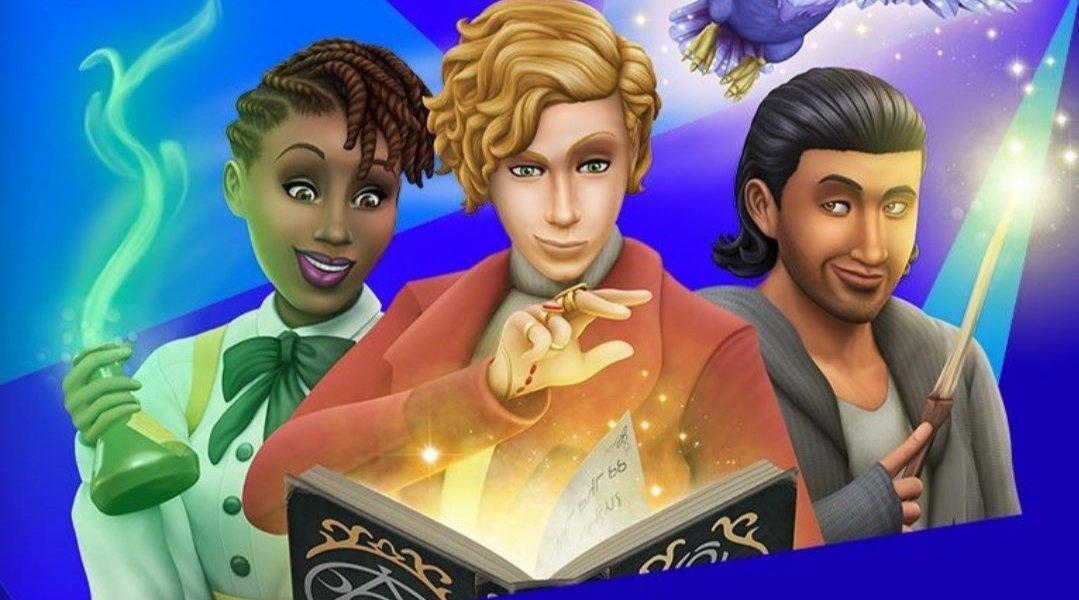 "EA《模拟人生4》最新扩充包""魔法世界""宣传片公开"