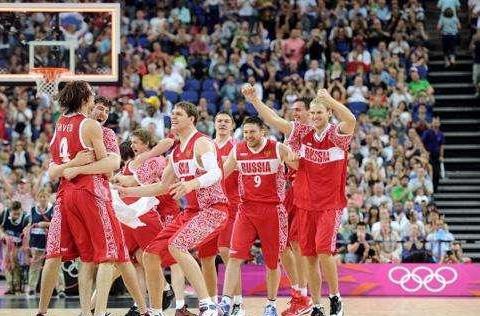 俄罗斯禁赛男篮落选赛局势大变动 同组对手直接出线令中国队羡慕