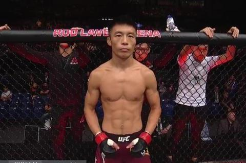 """UFC赛场遭遇三连败,中国""""驯兽师""""乌力吉布仁将何去何从"""