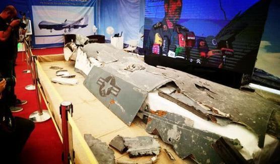 伊朗举办无人机展,大量战利品示众,美国谎言不攻自破