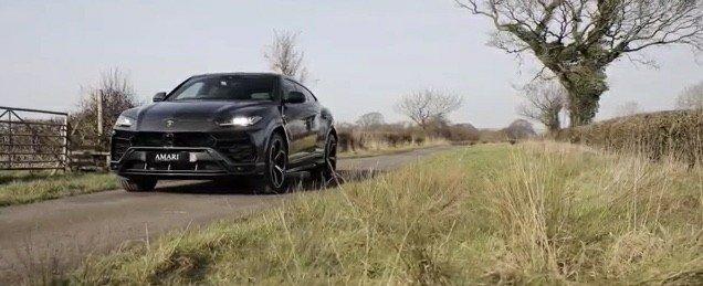 超跑玩家兰博基尼造SUV行吗?去年半年卖出近2千辆Urus