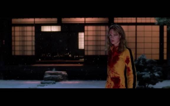 《杀死比尔》乌玛·瑟曼VS刘玉玲。以血还血,以杀止杀,看完这段
