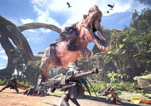 《怪物猎人:世界》PS4版1。04更新 修复蛮颚龙问题!