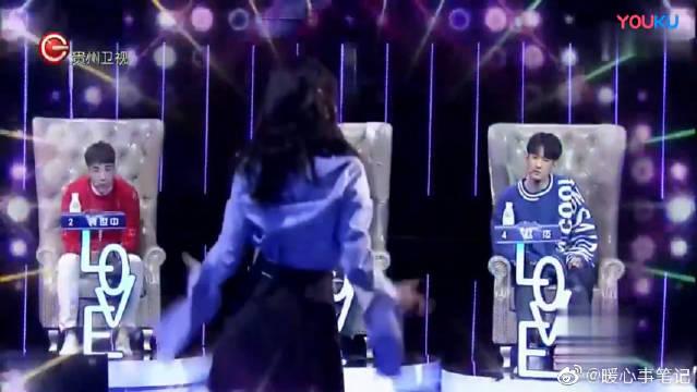 《非常完美》:美女现场跳舞,这个动作一出现,惹来众人掌声