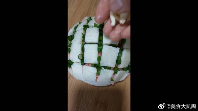 没吃完的面包这样做超级好吃哦!做法还简单!